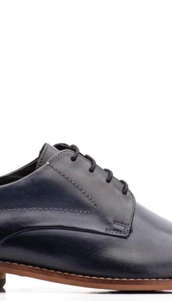 Base London Navy shoe