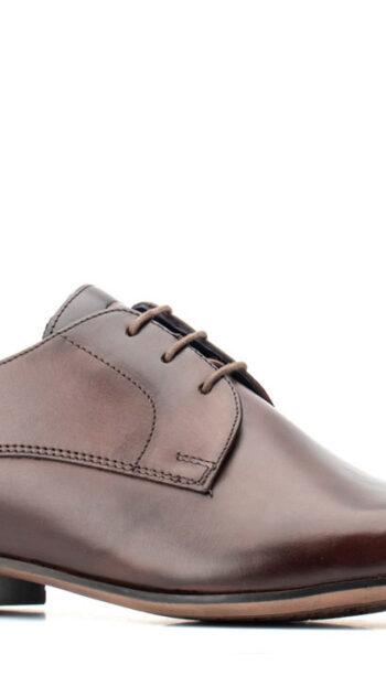 Base brown Plain shoe