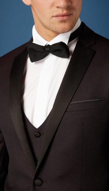Remus Burgundy Slim Fit tuxedo