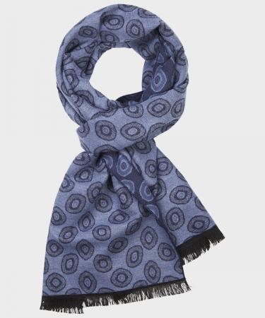 paisley scarf