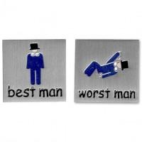 Best man /Worst man