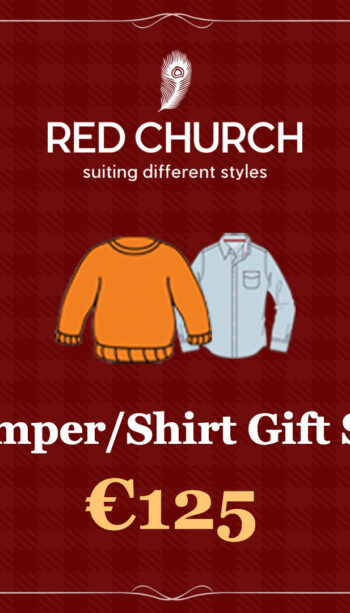 Jumper Shirt Gift Set